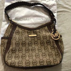 Michael Kors hobo handbag!
